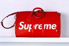 Collection Louis Vuitton x Supreme