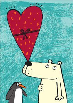 Love Polar Bear - Anja Boretzki