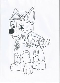 37 Best Paw Patrol Images Coloring Pages Coloring Books