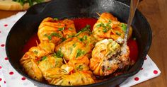 Vegetarian Stuffed Cabbage Rolls - to be Whole 30 compliant use cauliflower rice