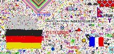 When Pixels Collide