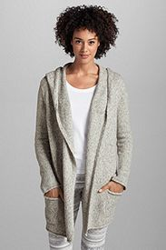 Women's Sleep Hoodie Would want this, cami, and sleep bottoms from eddie bauer as a sleeping ensemble