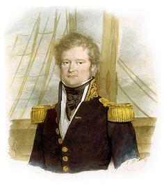 Jules Dumont D'Urville fue un oficial naval, explorador y recolector botánico francés. Encontró la Venus de Milo en una expedición a tierras turcas, donde, con apoyo del marqués de Riviere, la compraron para el Museo de Louvre