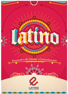 Latino Encuentro Latinoamericano. by Fausto Baena Garcés