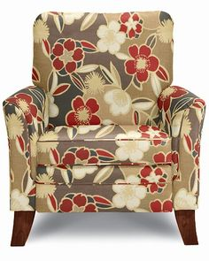 If I have to have a recliner, please God, let it be this one.........  Riley High Leg Recliner by La-Z-Boy