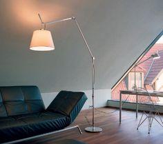 Tolomeo Mega floor LED from Artemide