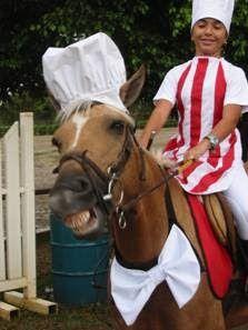 Chef   Horse & Rider Costumes