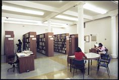 231881PD: Central Music Library, State Library of Western Australia, Hackett Hall, Perth, 1 May 1973  https://encore.slwa.wa.gov.au/iii/encore/record/C__Rb3430759