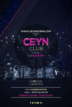 Ceyn's Athena - Gay Club in Antalya, Turkey  Click here for more details about the venue, location map and complete gay guide of Antalya, Turkey