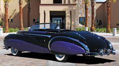 1948 Cadillac Series 62 Saoutchik Cabriolet 2/2