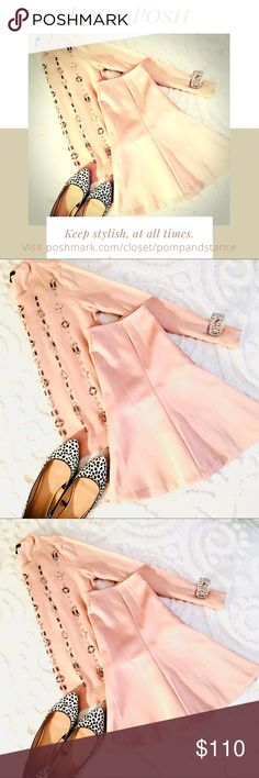 Millennial Pink Sweater & Skirt Set Super cute versatile set can be dressed up or worn casually. Can wear out to dinner, professional event, holiday party or Sunday brunch. Items can be purchased individually in separate listings Ann Taylor Skirts Skirt Sets