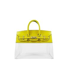 Birkin 25 Clear Bag Ready to adopt!!! Free shipping for Indonesia country..
