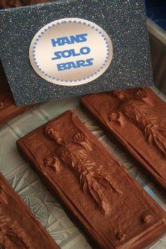 Decoração para Festa Infantil Star Wars