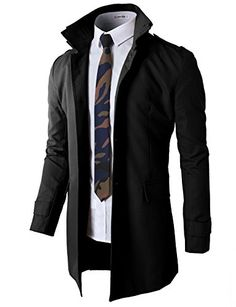 H2H Mens Casual Half Trench Coat With Two Pocket and Shoulder Epaulet BLACK US M/Asia XL (KMOCO042) H2H http://www.amazon.com/dp/B00MTESF20/ref=cm_sw_r_pi_dp_Kegpub1NH01VD