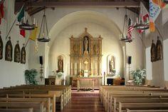 California -- Marin County -- San Rafael -- Mission San Rafael Arcángel (founded 1817)