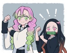 Demon Slayer: Kimetsu No Yaiba Manga Online Anime Demon, Manga Anime, Anime Art, Demon Slayer, Slayer Anime, Otaku, Hxh Characters, Doujinshi, Me Me Me Anime
