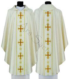 Gothic Chasuble 553-K25