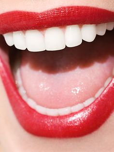Looking to upgrade your smile? We found six ways to get your pearly whites looking, well, white.... #TeethWhitening
