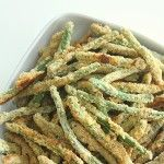 Oven-Baked Green Bean Fries | Tone and Tighten
