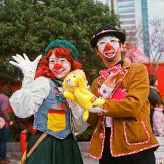 Kinoshita Circus Clowns