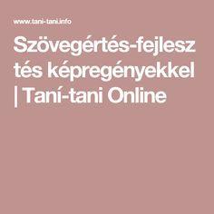 Szövegértés-fejlesztés képregényekkel   Taní-tani Online