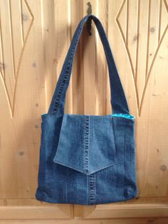 Jeans Bag by meschi.ch