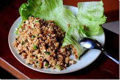 P.F. Chang's Lettuce Wraps Recipe