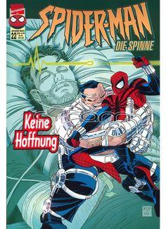 Spider-Man Nr. 22: Die Spinne - Keine Hoffnung | Panini Comicheft 1998 | http://www.cyram-entertainment.de/shop/products/Buecher-Comics-Magazine/Comics/Marvel-Comics/Spider-Man-Die-Spinne/Spider-Man-22-Die-Spinne-Keine-Hoffnung.html