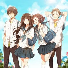anime school - Google keresés