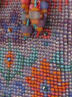 Caprice Bead Crochet Bag Kit by Ann Benson