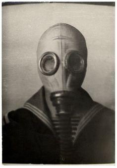 1940 gas mask