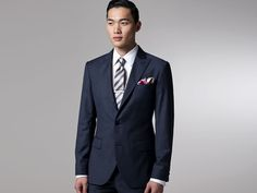 The Blue Sharkskin Suit $399 Discontinued