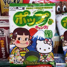 페코짱과 키티 팝사탕