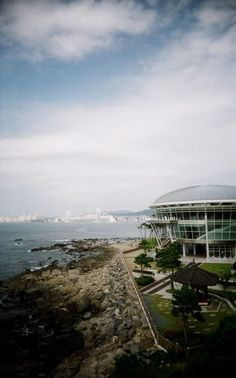 My hometown. Haeundae beach, Pusan, Korea.