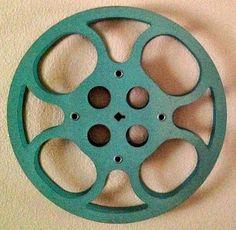 Aqua movie reel.