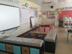 Common Core with Style: My New Benches! I'm so excited about my new classr...