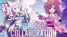 Nightcore Collab (Nightstep Trap & Sinon)