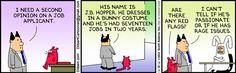 The Dilbert Strip for December 18, 2012