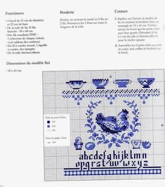 Canton of Thaii: Alphabets & Monograms