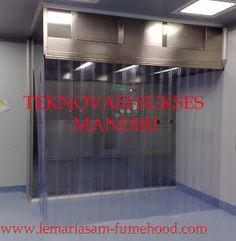 Lemari asam fume hood ujicoba lemari asam fume hood for Air circulation in a room
