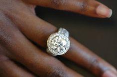 Keyshia Cole Engagement Ring