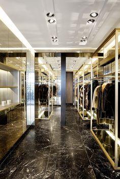 Nouvelle boutique au 40 avenue Montaigne
