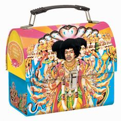 Vintage Lunch Boxes | Jimi Hendrix Lunch Box - Lunch Boxes Photo (4954700) - Fanpop fanclubs