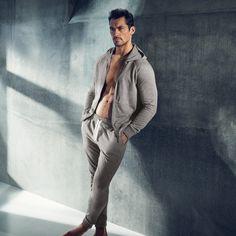 David Gandy / Marks & Spencer Underwear - Spring/Summer 2016