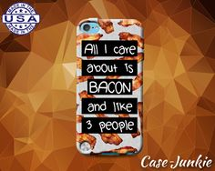 Hey, I found this really awesome Etsy listing at https://www.etsy.com/listing/228996946/all-i-care-about-is-bacon-and-like-three
