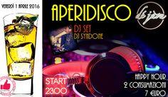 APERIDISCO Al DèjàVu - Venerdì 1 Aprile 2016 http://affariok.blogspot.it/2016/03/aperidisco-al-dejavu-venerdi-1-aprile.html