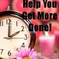6 tips to help you get more done each day. www.jenniferfordberry.com