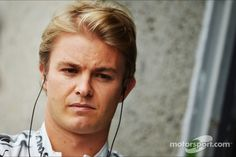 Rosberg (Montreal 2013) - Perfect hair