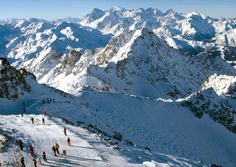 SKIING. Skiing in Verbier Weekend Deals, Switzerland, Travel Guide, Mount Everest, Skiing, Mountains, Nature, Beautiful, Ski