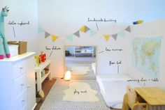 Beau Montessori Room 8 Months
